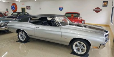 SOLD BEFORE ADVERTISED - 1970 Chevrolet Chevelle SS 454