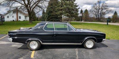 COMING SOON - 1966 Dodge Dart GT