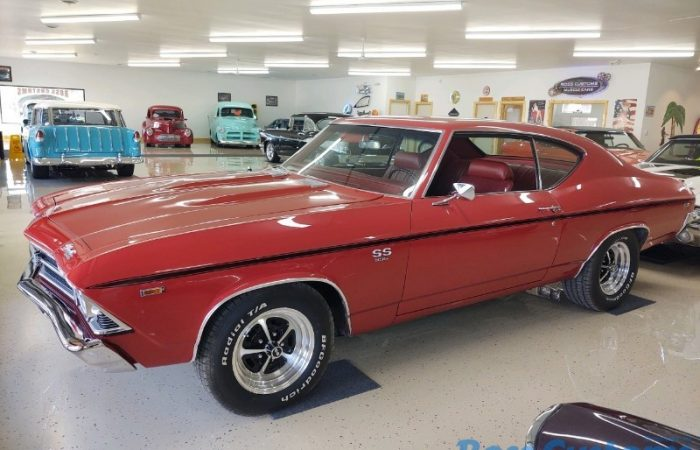 JUST ARRIVED - 1969 Chevrolet Chevelle SS 396