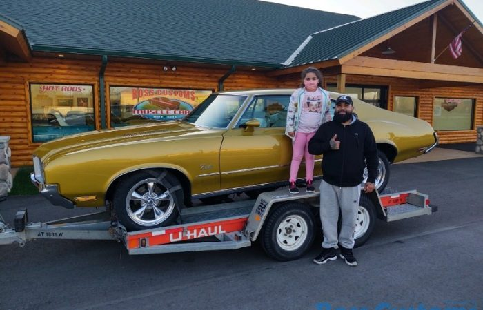 SOLD SOLD  - 1971 Oldsmobile Cutlass S