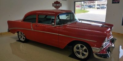 COMNG SOON - 1956 Chevrolet 210 Bel Air
