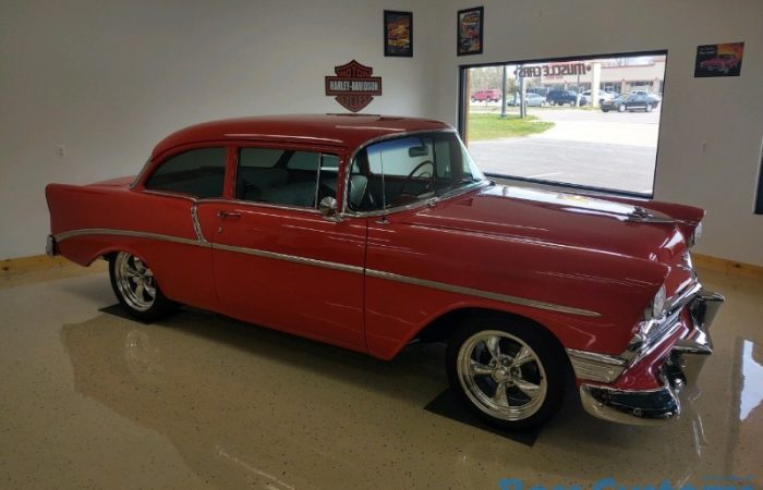 COMNG SOON - 1956 Chevrolet 210 Bel Air