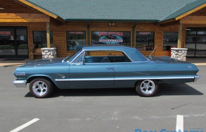 SALE PENDING - 1963 Chevrolet Impala 300 horse 327