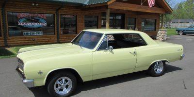 SOLD SOLD - 1965 Chevrolet Chevelle Malibu SS