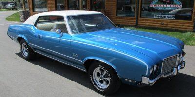 SALE PENDING - 1972 Oldsmobile Cutlass Supreme - #'s Matching