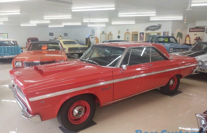JUST ARRIVED - 1965 Plymouth Belvedere 413 Cross Ram