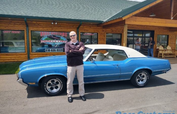SOLD SOLD - 1972 Oldsmobile Cutlass Supreme - #'s Matching