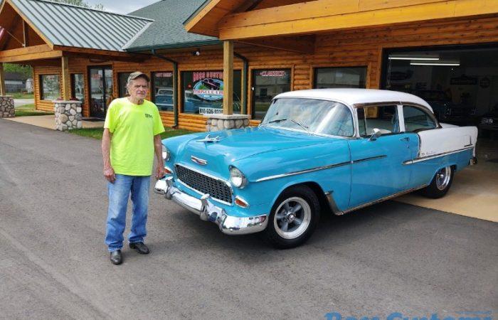SOLD SOLD - 1955 Chevrolet Bel Air