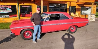 SOLD BEFORE ADVERTISED - 1965 Plymouth Belvedere 413 Cross Ram