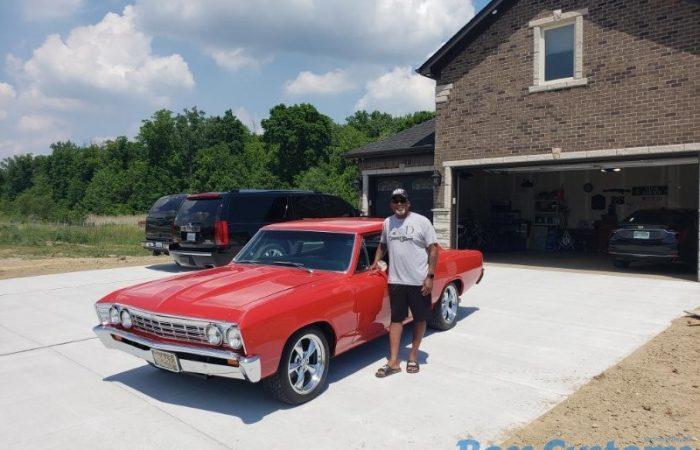 SOLD SOLD - 1967 Chevrolet Chevelle 300 Resto-Mod