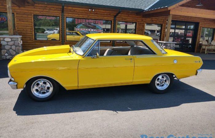 NEW ARRIVAL - 1965 Chevy II Nova