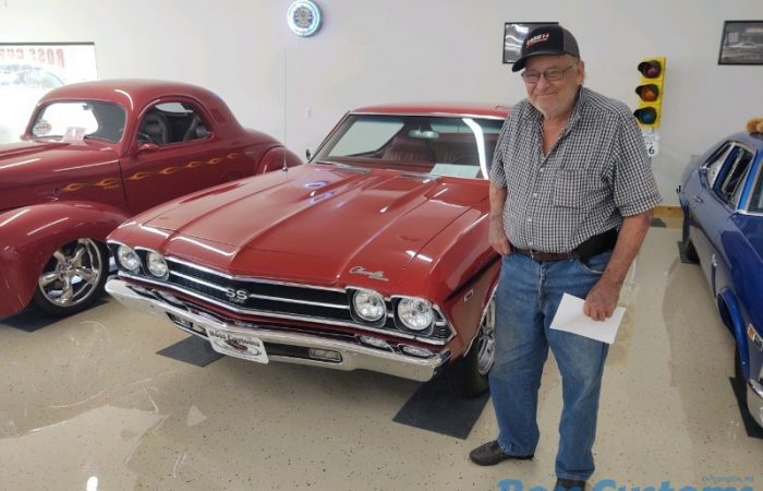 SOLD SOLD - 1969 Chevrolet Chevelle SS 396