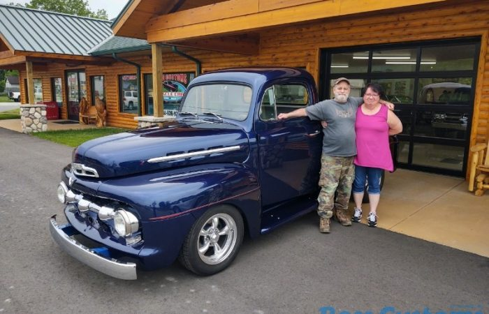SOLD BEFORE ADVERTISED - 1951 Ford F1 Pickup