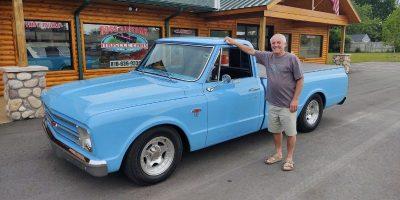 SOLD SOLD - 1967 Chevrolet C10 Custom