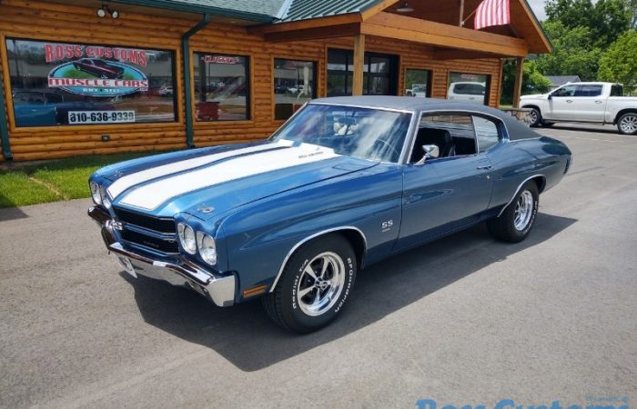SALE PENDING - JUST ARRIVED - 1970 Chevrolet Chevelle SS 454