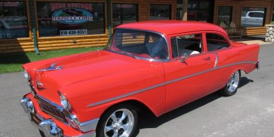 FOR SALE - 1956 Chevrolet 210 - Bel Air - 150 - 4 speed - $44,900