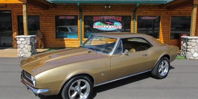 FOR SALE - 1967 Chevrolet Camaro - #'s Matching - $38,900