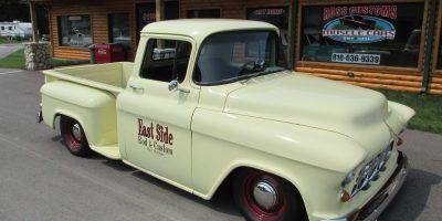 SOLD SOLD - 1955 Chevrolet 3100 Pickup - Shortbox