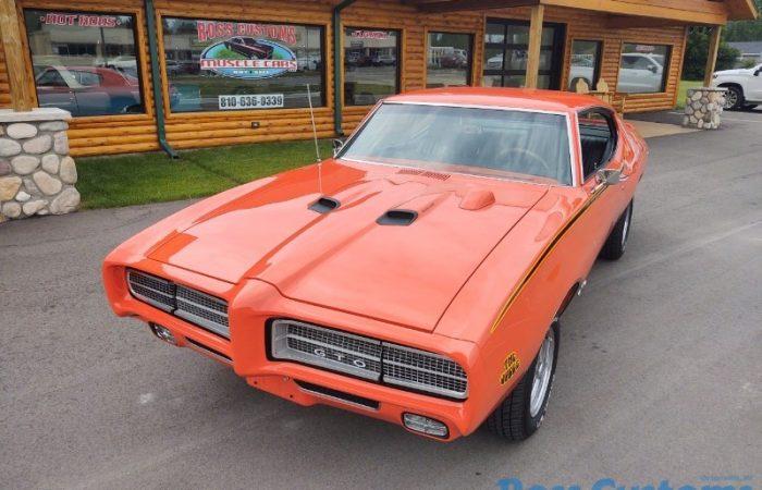 COMING SOON - 1969 Pontiac LeMans GTO Judge - LS