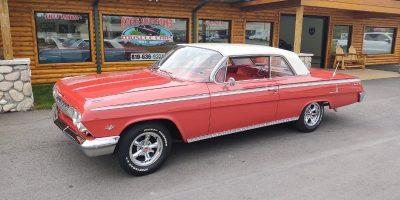 NEW ARRIVAL - 1962 Chevrolet Impala