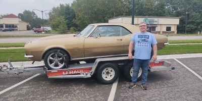 SOLD SOLD - 1967 Chevrolet Camaro - #'s Matching