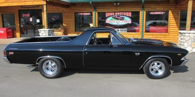 FOR SALE - 1969 Chevrolet El Camino SS 396 - 4 speed - $37,900