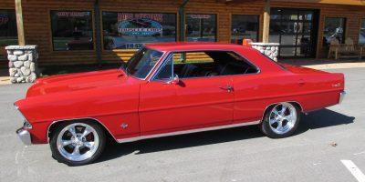 SOLD SOLD - 1967 Chevrolet Chevy II Nova