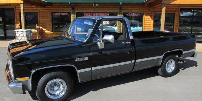 FOR SALE - 1986 GMC Sierra Classic - $21,900
