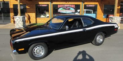 SOLD SOLD - 1972 Plymouth Duster 340 - 4 speed