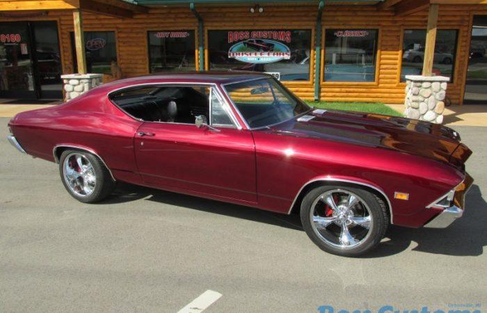SOLD SOLD - 1968 Chevrolet Chevelle LS Resto-Mod