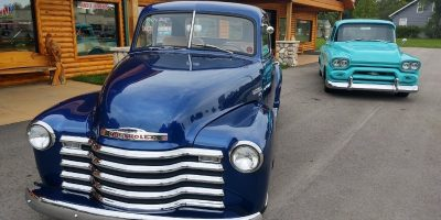 NEW ARRIVAL - 1949 Chevrolet 3100 - 5 Window Pickup