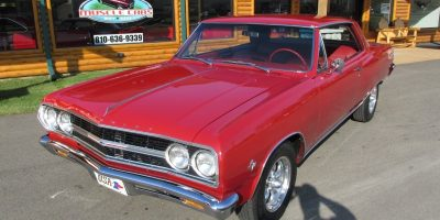 FOR SALE - 1965 Chevrolet Chevelle Malibu SS - 138 VIN - $44,900