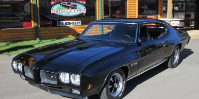 FOR SALE - 1970 Pontiac GTO 400 - 4 speed - $45,900