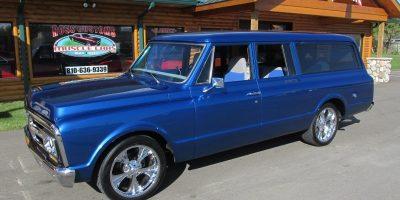 FOR SALE - 1972 GMC 3 door Suburban - $39,900