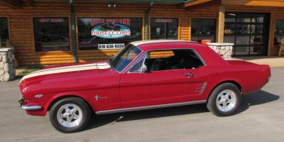 SOLD SOLD - 1966 Ford Mustang 302 - 6 speed Tremec