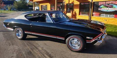 NEW ARRIVAL - 1968 Chevrolet Chevelle SS 396 - #'s Match - $48,900